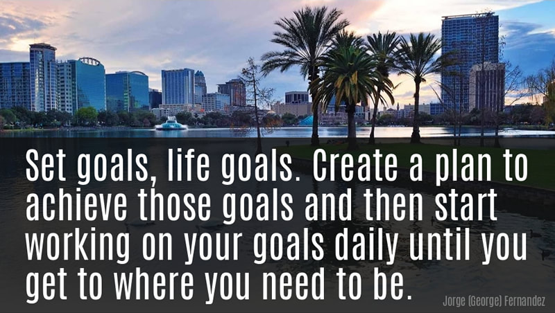 Set goals, life goals. Create a plan to achieve those goals and then start working on those goals daily until you get to where you need to be